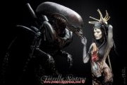 Alien and HR Giger tribute