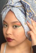 make up con ispirazione africa